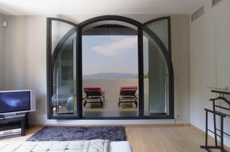 Porte fenêtre aluminium sur mesure