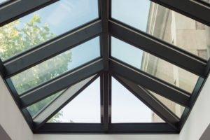 réhausse de toiture véranda aluminium