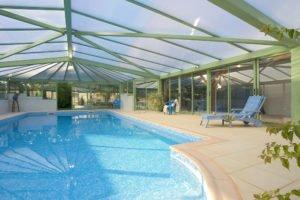 piscine véranda