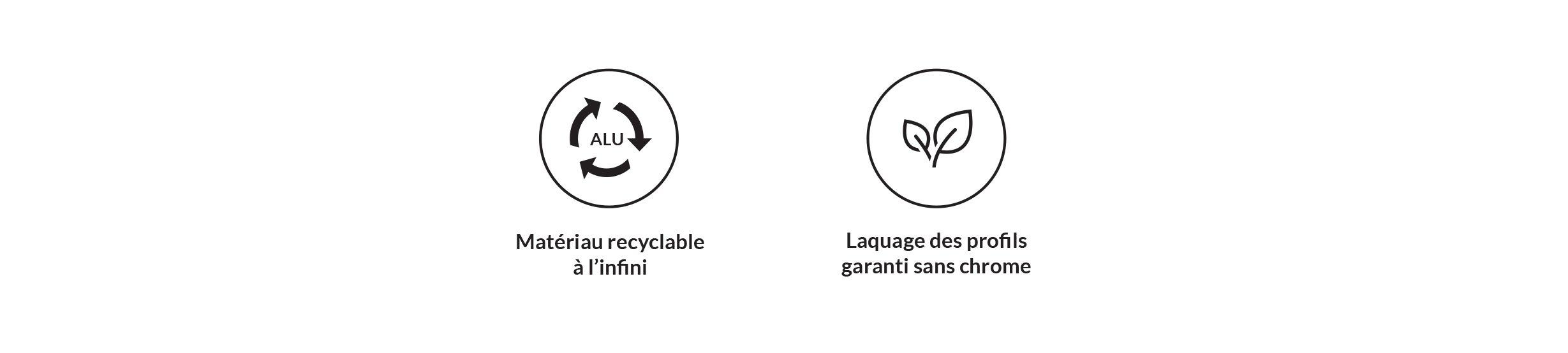 L'aluminium, un matériau écologique